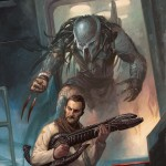 PREDATOR: FIRE AND STONE #1 Cover by Lucas Graciano
