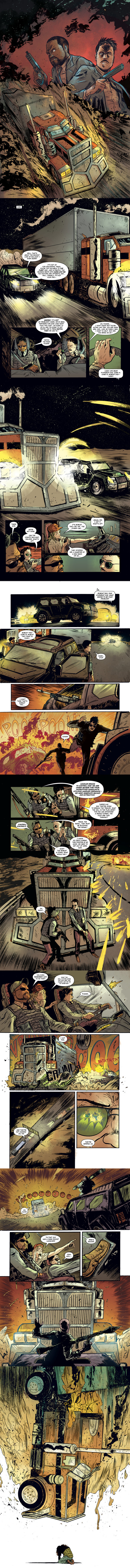 The Ghost Fleet #1 Preview