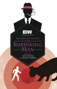 The Incredible Shrinking Man #2  IDW