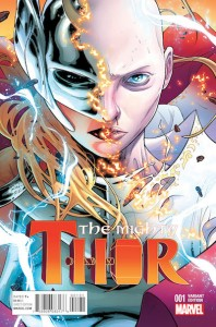 The Mighty Thor #1 Marvel Comics