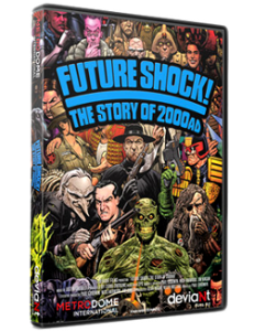 Future Shock! The Story Of 2000 AD DVD Metrodome