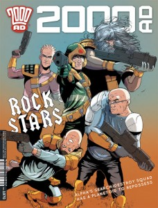 2000 AD Prog 1970 2000 AD Rebellion