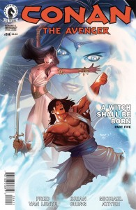 Conan The Avenger #24 Dark Horse Comics