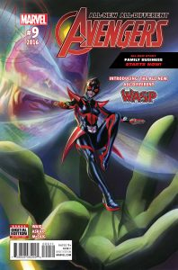 All-New All-Different Avengers #9 Marvel Comics