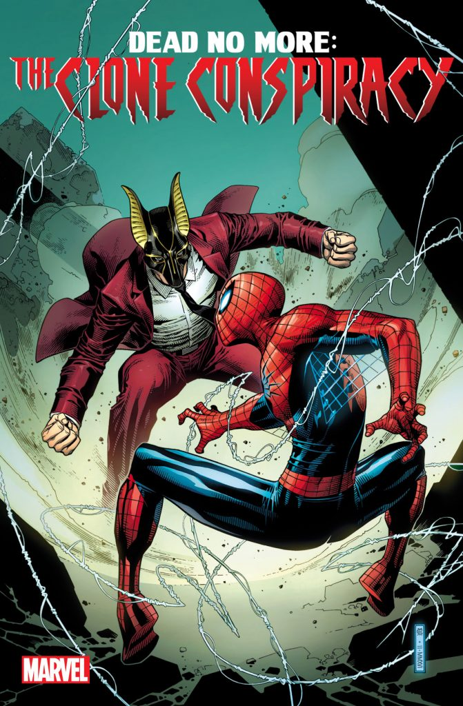 THE CLONE CONSPIRACY #1 Cover by JIM CHEUNG